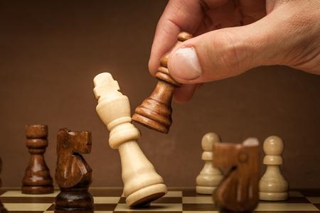 adversity: Chess.