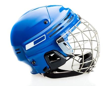 Helmet: Roller Hockey.