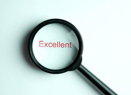 scrutinize: Quality Control.