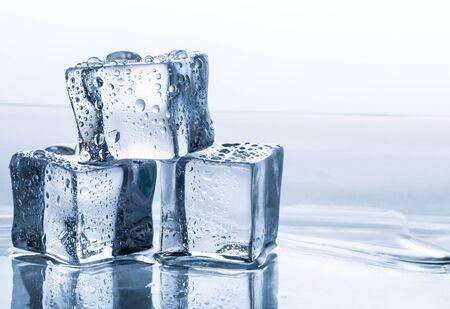 icecube: Ice Cube. Stock Photo