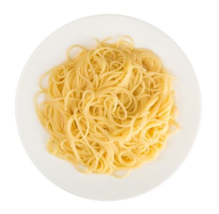 pasta: Spaghetti.