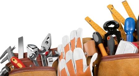 toolbox: Work Tool. Stock Photo