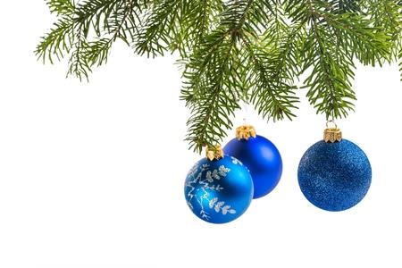 motivos navide�os: �rbol de Navidad. Foto de archivo