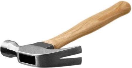 whack: Hammer.
