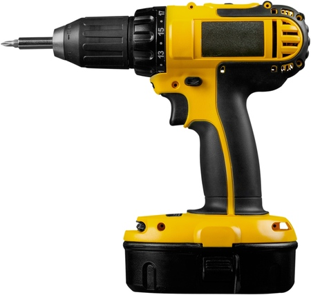 power tools: Drill.