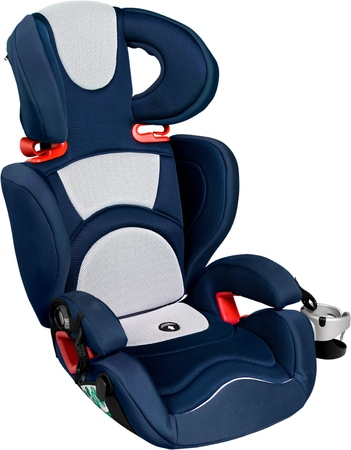 baby isolated: Baby Car Seat.