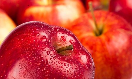 pomme rouge: Pomme.