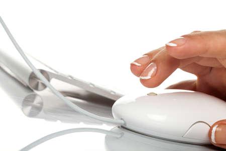 raton: Computadora.