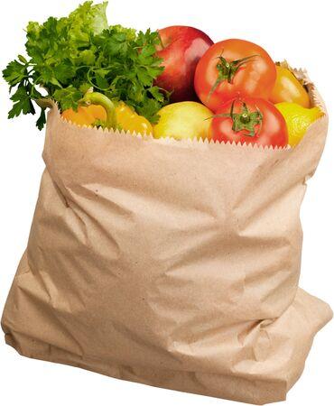 paper bag: Paper Bag.