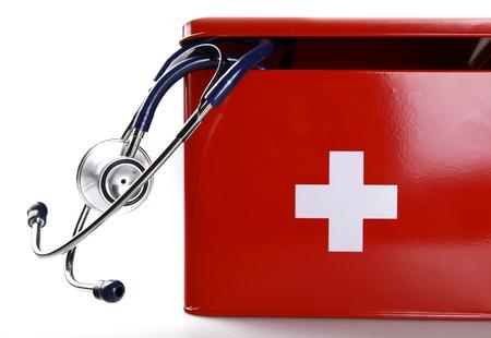 primer lugar: Botiqu�n de primeros auxilios.