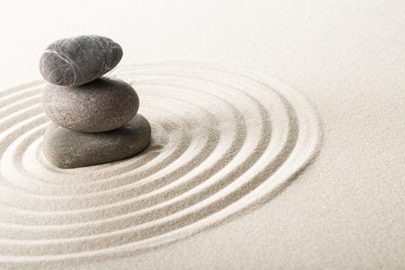 Zen. Banque d'images - 48768322