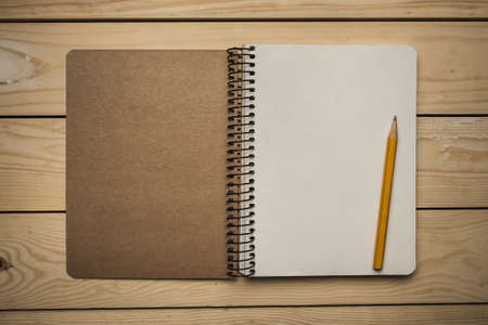 sketchbook: Sketchbook. Stock Photo