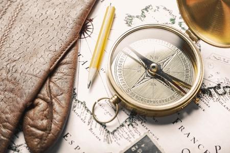 compass map: Compass.