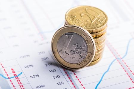 Finances. Banque d'images - 48824622
