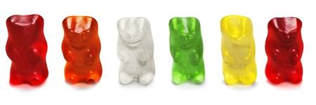 gummy bear: Gummy Bear. Stock Photo