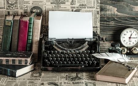old desk: Desk.