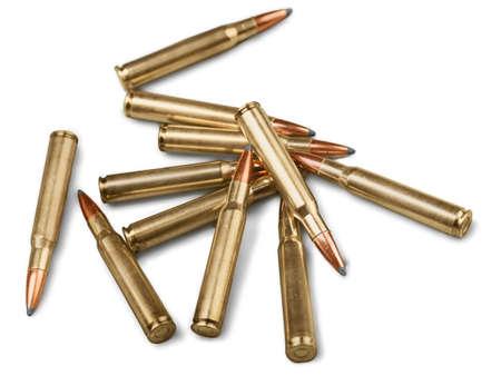 9mm ammo: Bullet.