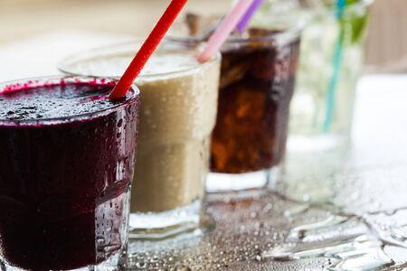 bebidas frias: Jugo.