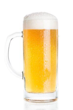 un bottled: Beer.