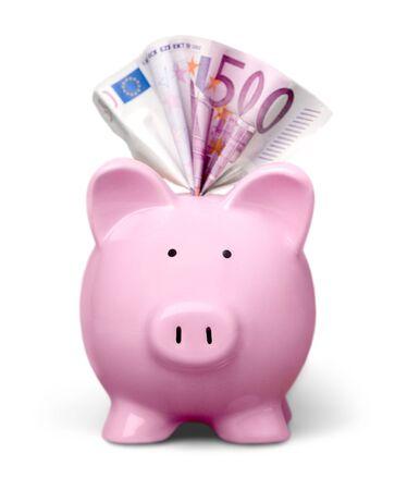 single animal: Piggy Bank.