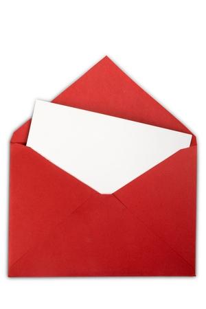 letter envelopes: Envelope.