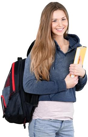 korean ethnicity: Student. Stock Photo