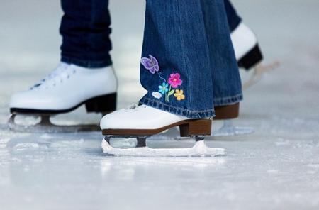 iceskating: Ice-skating.