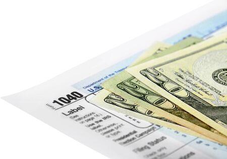tax refund: Tax.