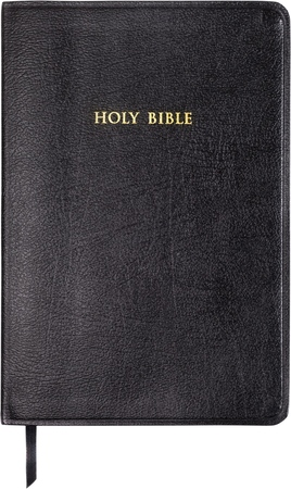 congregation: Bible. Stock Photo