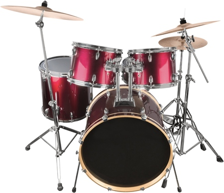 cymbal: Drum.