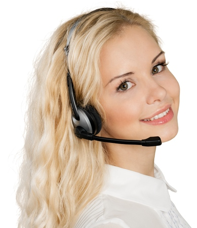 computer operator: Women.