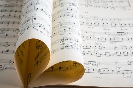 Musique. Banque d'images - 48768488