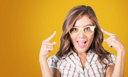 glasses model: Business.