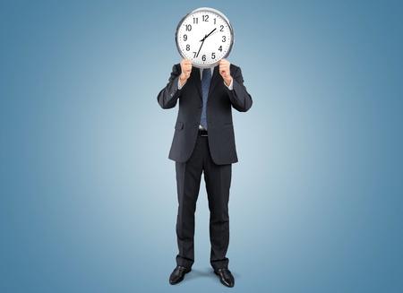 beat the clock: Clock.