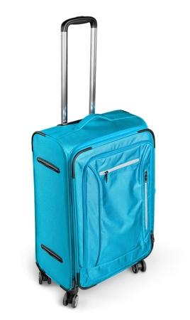 lugage: Suitcase.
