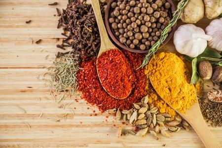 seasoning: Spice.