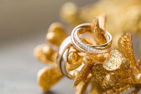 weddingrings: Ring. Stock Photo