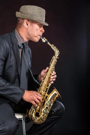 jazz modern: Jazz. Stock Photo
