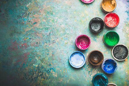 brush painting: Art.