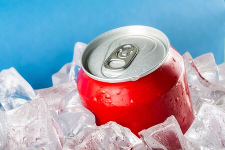 chiller: Aluminum. Stock Photo