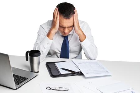 home finances: Emotional Stress.