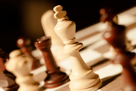 strategy decisions: Chess.
