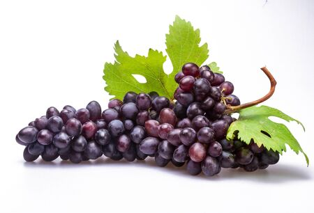 plant antioxidants: Grape. Stock Photo