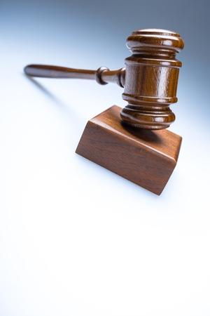 defendant: Gavel.