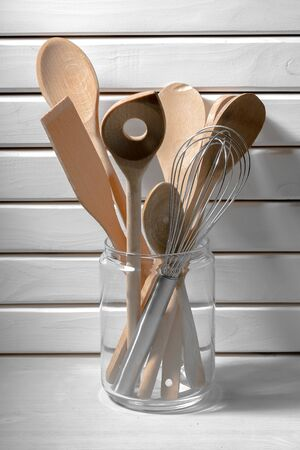 cooking implement: Kitchen. Stock Photo