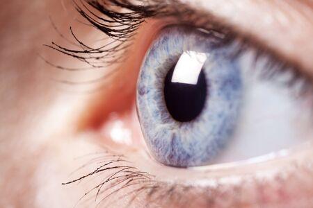 ojo humano: Ojo.