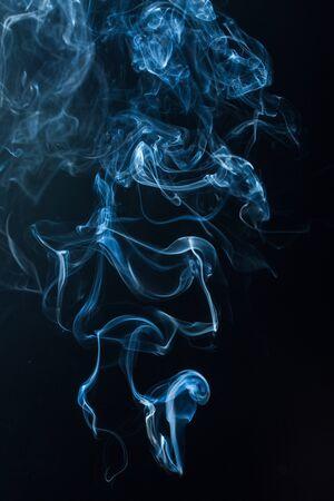 pyromaniac: Smoke.