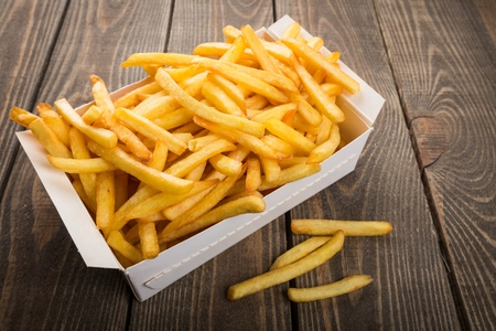 frites: French.