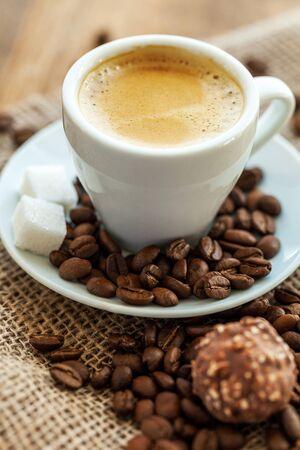 kopi: Espresso.