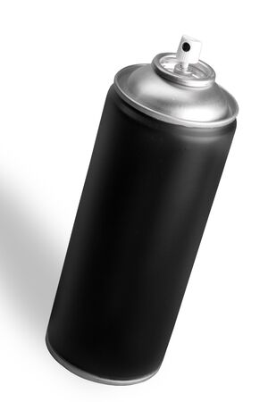 aerosol can: Aerosol Can. Stock Photo